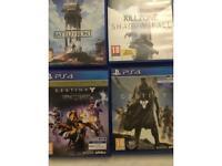 PS 4 Games (6)