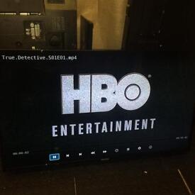 """Hisense Tv 40"""" Smart 4K UltraHD warranty free delivery"""