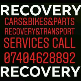 Car and bike Recovery rescue breakdown&transport service