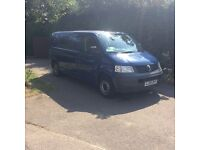 2.5 litre long wheelbase Very reliable van had full engine rebuild only done 30,000