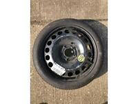 space saver spare wheel Genuine 115/70 R16 Tyre Continental New