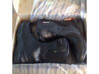 RST RAPTOR leather motor bike boots