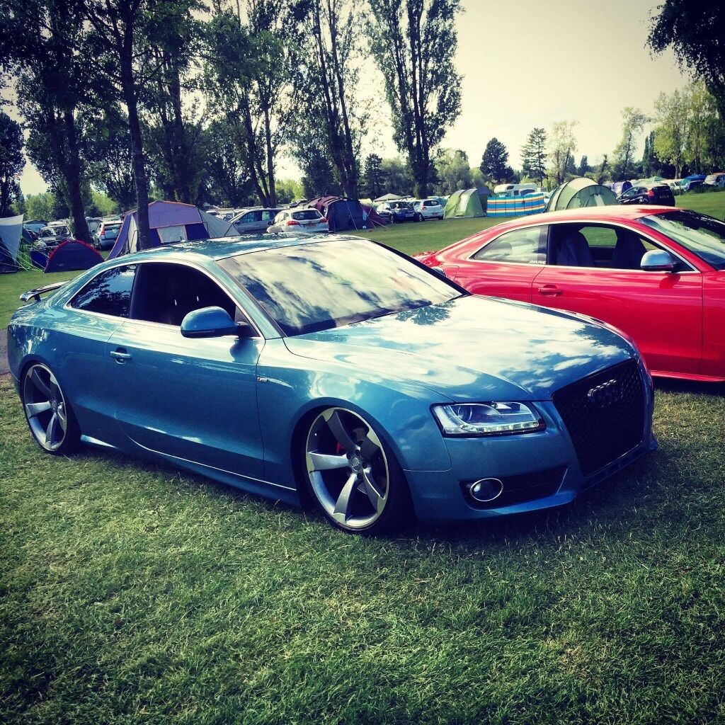 Audi A5 Coupe Rotors RS5 Grill S Line Full Leathers Xenon