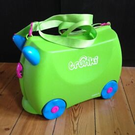 TRUNKI RIDE ON SUITCASE – EXCELLENT CONDITION!