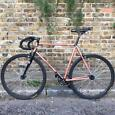 Aphelion 1962 Copper pearl(changes colour) single speed/fixed gear