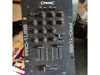 DJ MIXER SKYTRONIC FOR SALE
