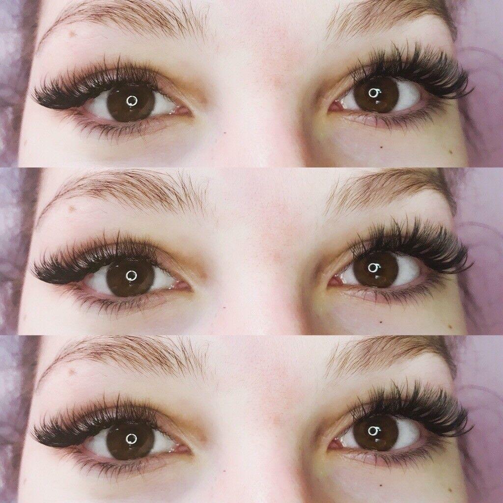 Semi Permanent Eyelash Extensions Lvl Lashes Brow Treatments In