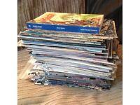Large bundle of Stan Sakai Usagi Yojimbo comics etc
