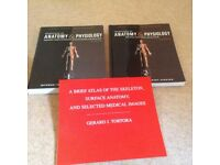 Principles of Anatomy & Physiology Volumes 1 and 2