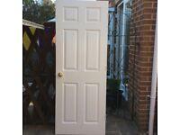 4 internal wood doors