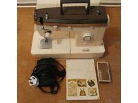 Singer 358 electric sewing machine