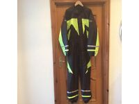 Proof Motorbike Thermal all in one Rain Suit