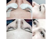 Eyelash Extensions Method 1:1