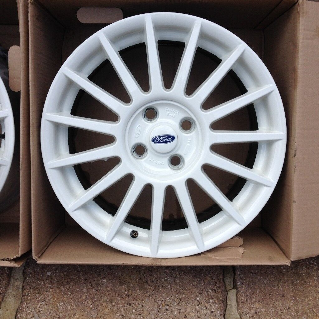 Ford focus mk1 99 2004 st170 alloys wheels 17 no tyres just rims