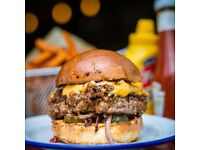 Sous Chef / Chef De Partie / Line Chefs Wanted for Cool Burger & Cocktail Bar