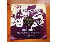 78 rpm Records - Columbia, Embassy, MGM, Parlophone, RCA, Vogue - 25 records - Buyer to collect