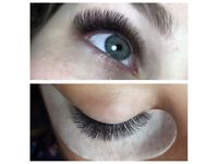 Eyelash Extensions | Lash Lift (LVL) | Eyebrows - shape & tint