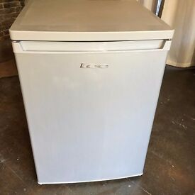 Lec R6014 Silver Fridge with Ice Box