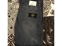 Men size 36 stone island jeans
