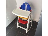 Child high chair, 0-3 years