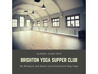 Brighton Yoga Supper Club