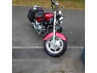 125cc hyosung aquila