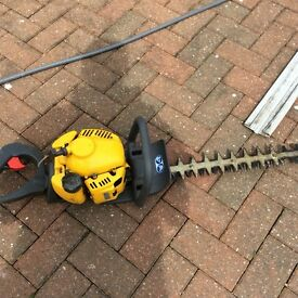 Petrol hedge trimmer good working condition