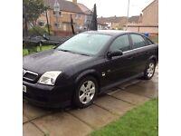 Vauxhall vectra 2 tdi LOW MILES 10 MOT