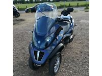 Well looked after Piaggio Mp3 400ls