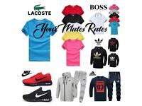 Men's designer clothing and goodies!