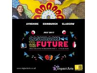 Free creative workshops for 14-19 year olds in Glasgow this summer!