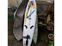 Windsurf equipment