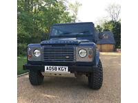 2008 Land Rover 110 Defender 2.5