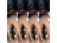 £45 Individual Volume Eyelash extension