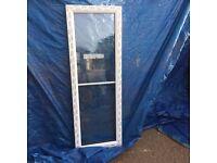 UPVC Window 500mm x 1430mm ref 257