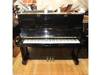Reid Sohn SU-131 Upright Piano Black Polyester By Sherwood Phoenix