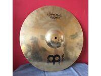 "Meinl Soundcaster Custom 17"" Crash Cymbal"