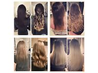 Luxurious Hair Extensions and Hairdressing Services