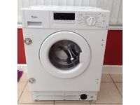 Inter grated washing machine