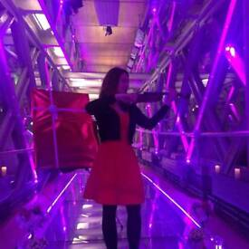 Violinist Weddings and Events London