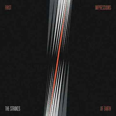 THE STROKES FIRST IMPRESSIONS OF EARTH NEW SEALED VINYL LP IN STOCK