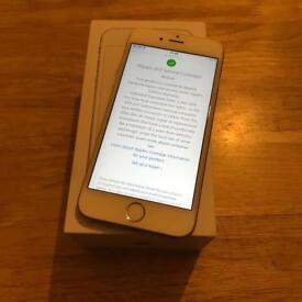 IPhone 6s 32gb Silver EE,T-Mobile,Orange,Virgin - Warranty...!!!