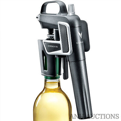 NEW! Coravin Model Two Wine System, Black