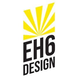 Graphic & Web Design, Logos, Menus, Flyers, Signage, Exhibitions