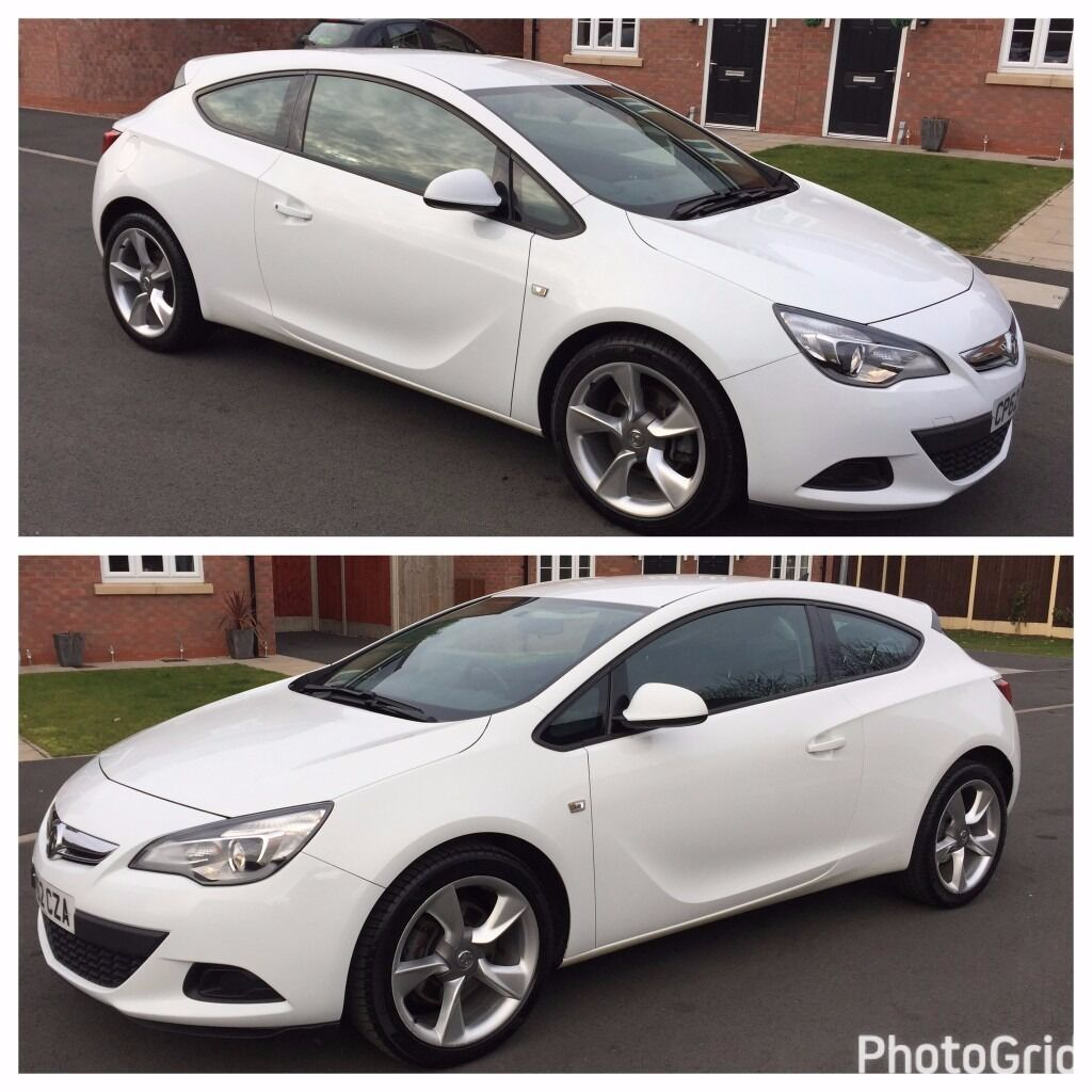 2012 vauxhall astra gtc sport s s 1 4 petrol 19 alloys service history full mot stunning. Black Bedroom Furniture Sets. Home Design Ideas