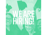 Recently graduated? We are looking for savvy social media enthusiasts to join our team