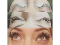 Beautiful Semi Permanent Eyelash Extensions and Russian Volume in Brookmans park
