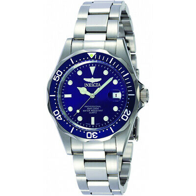 Invicta  Pro Diver 9204  Stainless Steel  Watch
