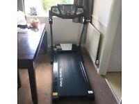 Treadmill Olympic motorised