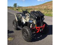2016 Polaris Scrambler 1000 Quad Bike Fully Loaded PX Welcome